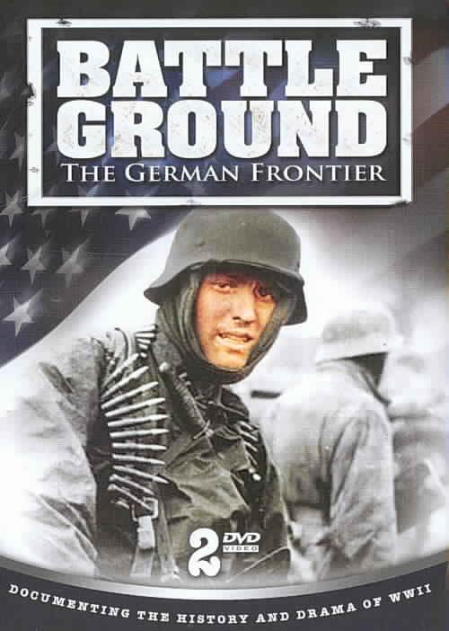 BATTLE GROUND THE GERMAN FRONTIER (DVD)